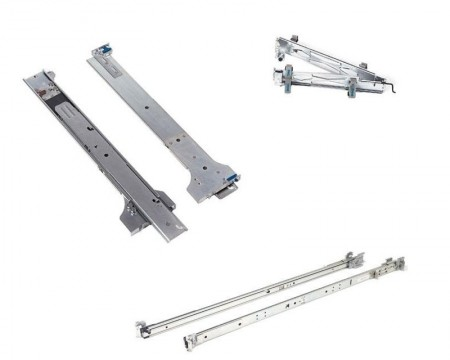 DELL ReadyRails 1U Static Rails for 24-Post Racks (770-BBIC)