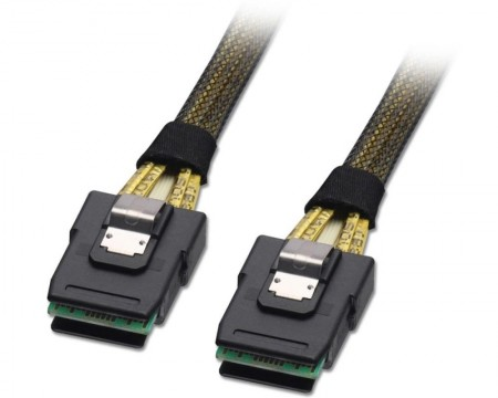 DELL Kabl Mini SAS za PERC kontrolere i hot swap diskove 0DJXF7
