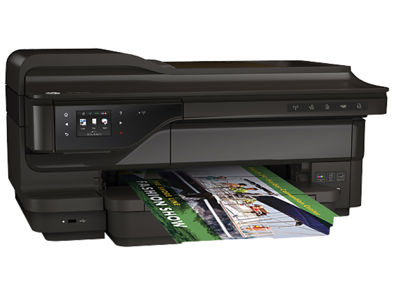 3G HP Officejet 7612 all-in-one, A3+, WiFi, LAN, duplex, ADF, fax