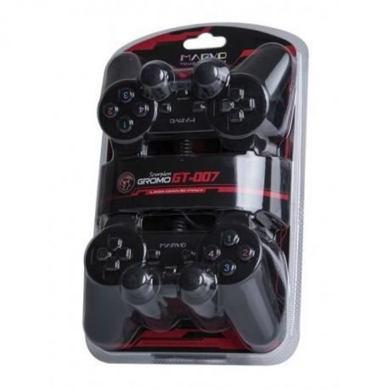 GAMEPAD MARVO GT-007 D. SHOCK