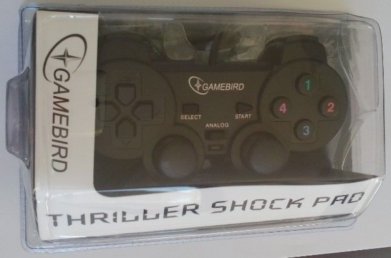GAMEPAD GB THRILLER SHOCK