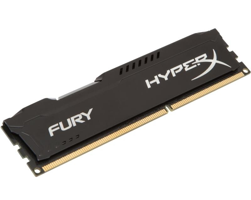 KINGSTON DIMM DDR3 4GB 1866MHz HX318LC11FB4 HyperX Fury Black