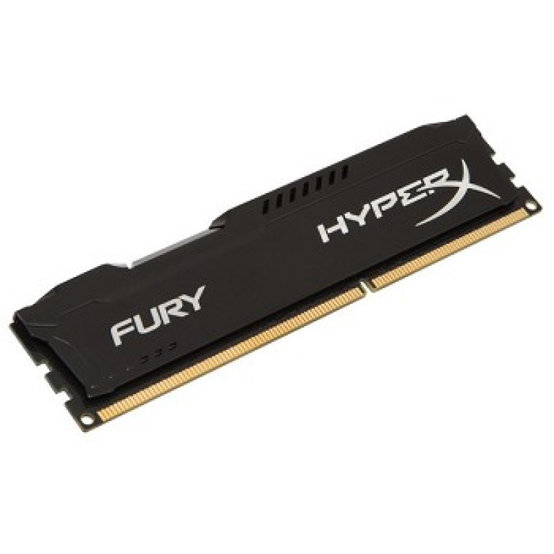 Kingston DIMM DDR3 4GB 1600MHz HX316C10FB4 HyperX Fury Black