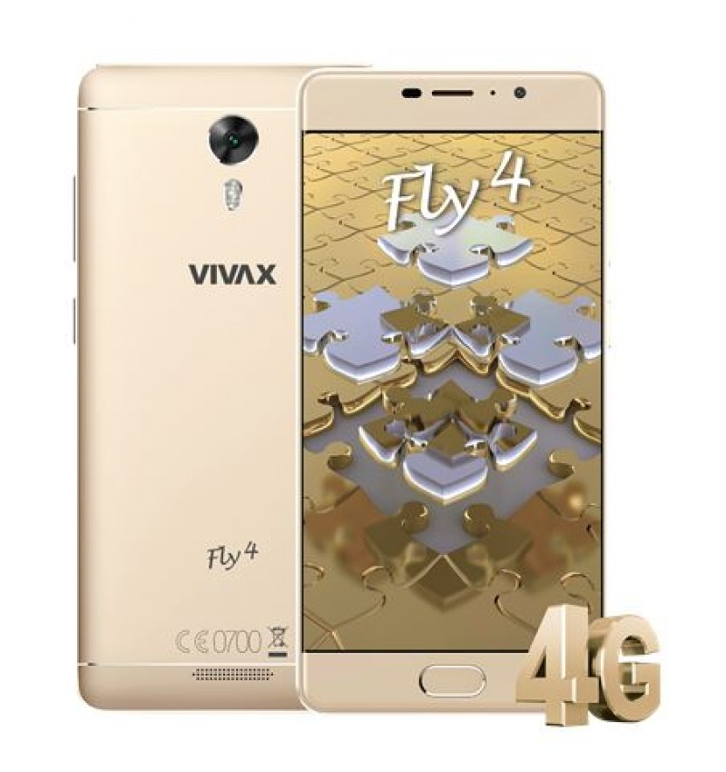VIVAX Fly 4 Warm gold