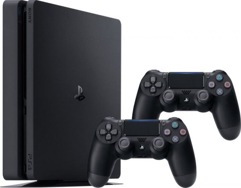 PlayStation PS4 1TB + extra Dualshock