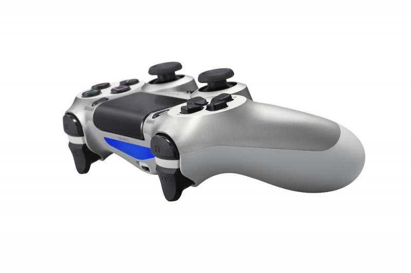 DualShock 4 Wireless Controller PS4 Silver