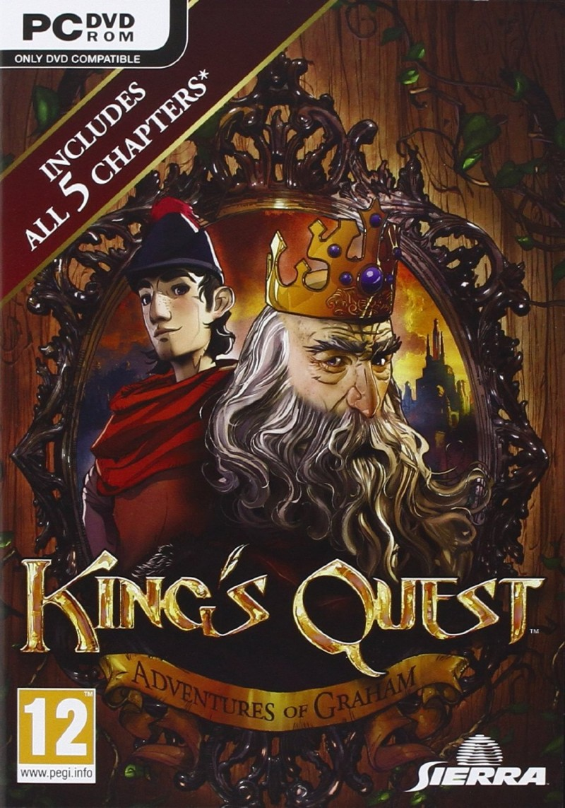 PC Kings Quest