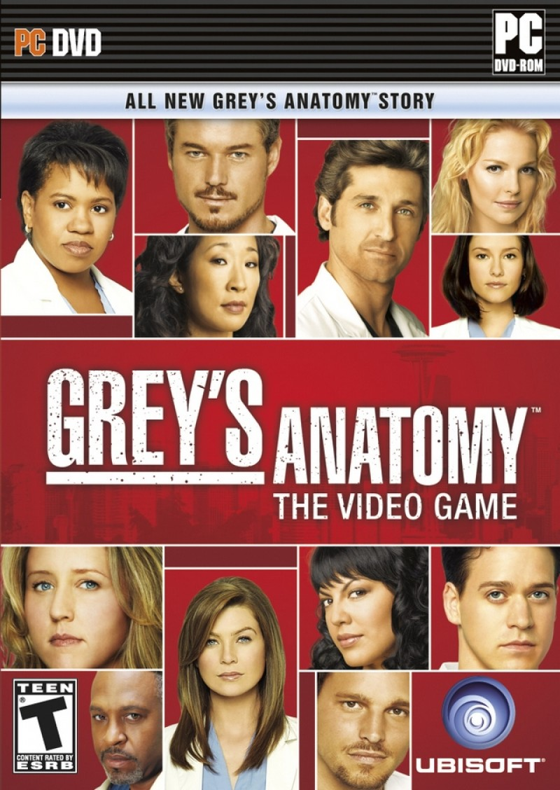 Ubisoft Entertainment PC Grey's Anatomy