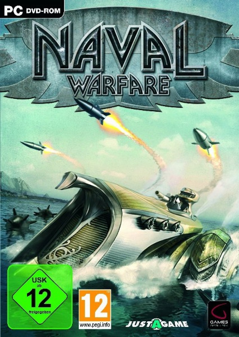 Techland Publishing PC Naval Warfare