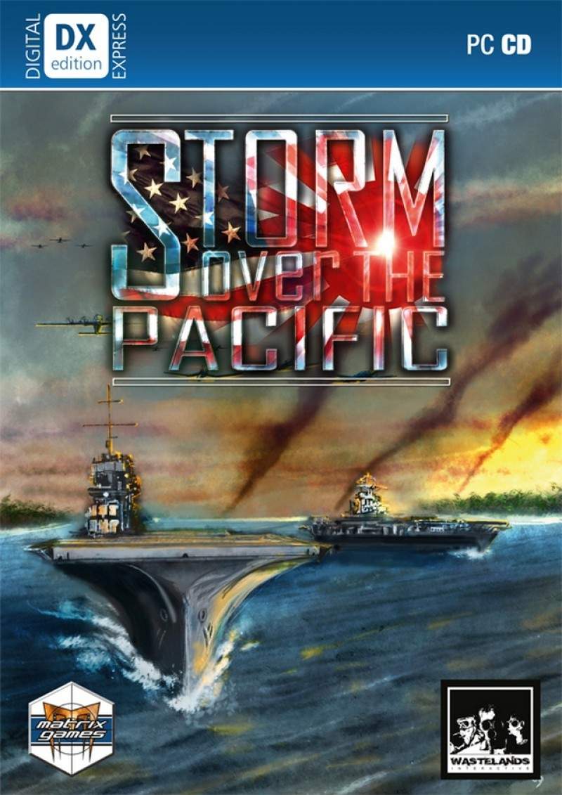 PC Storm Over the Pacific
