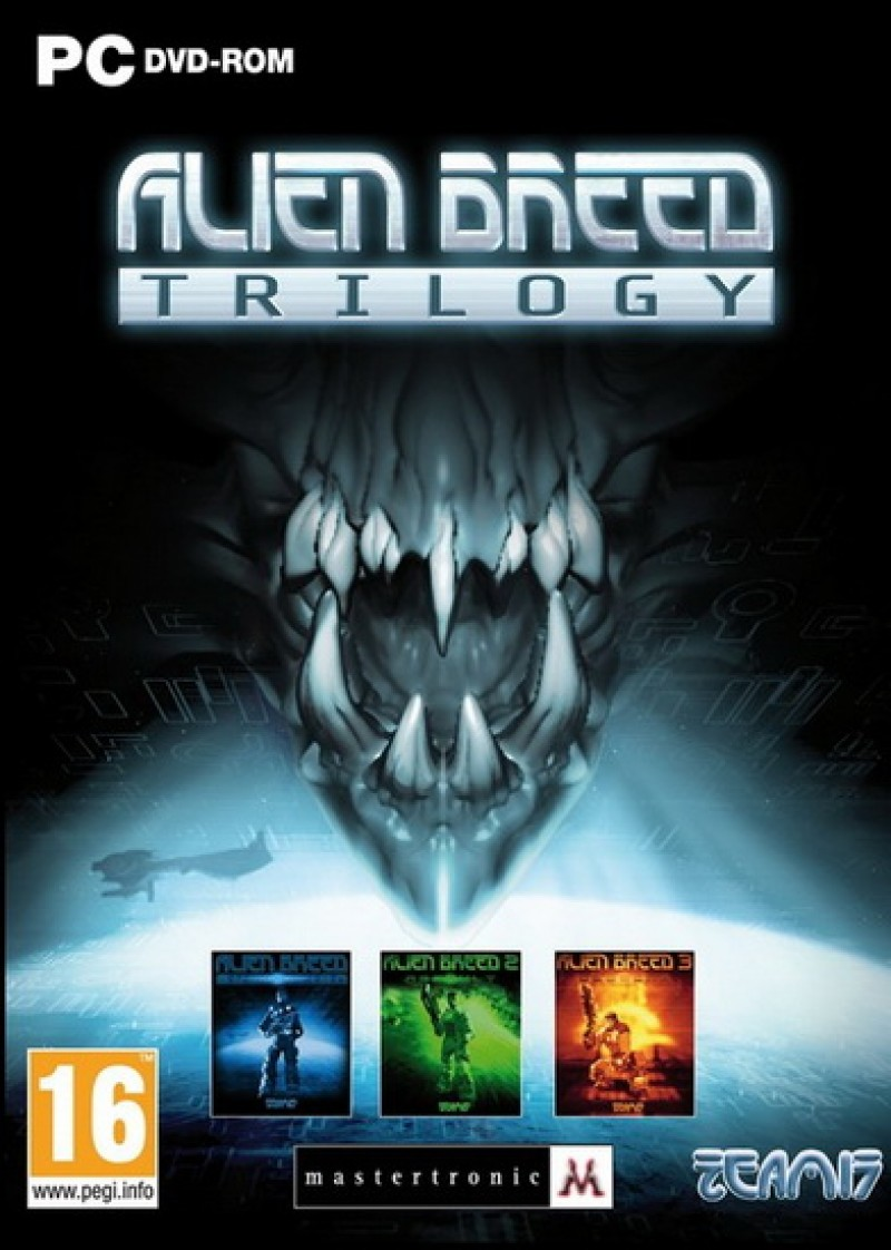Team 17 PC Alien Breed Trilogy