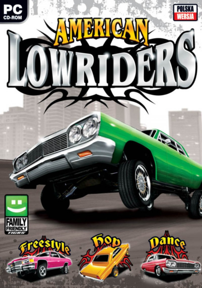 Playway PC American Lowriders