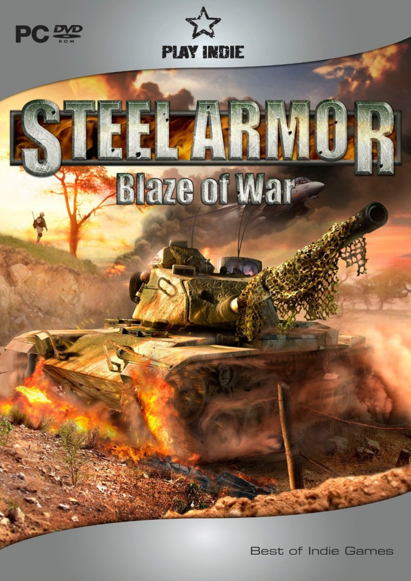 PC Steel Armor Blaze Of War