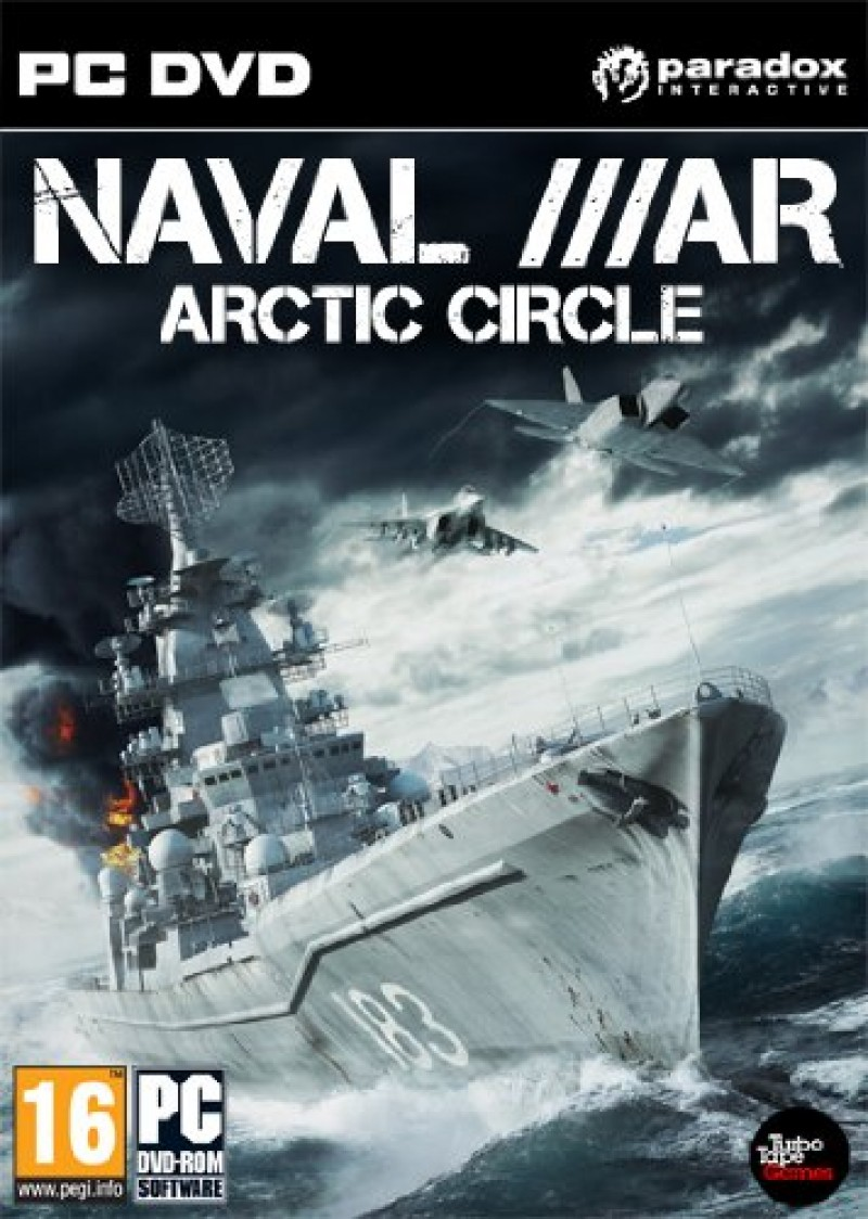 Paradox Interactive PC Naval War Arctic Circle