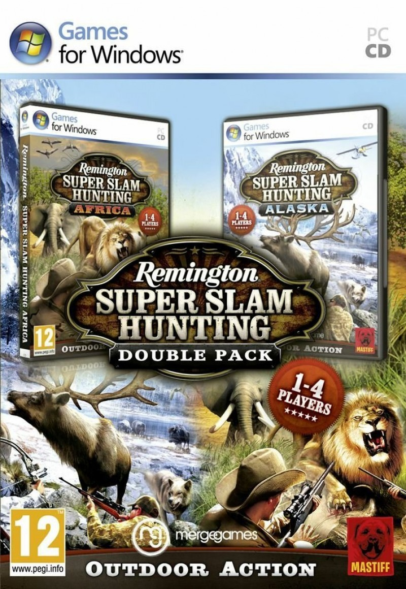 PC Remington Super Slam Hunting Double Pack (Africa/Alaska)