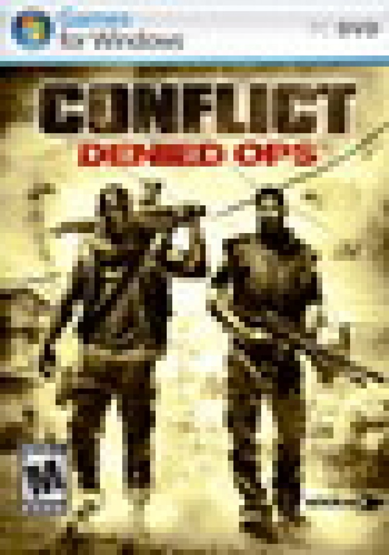 Eidos Interactive PC Conflict Denied Ops