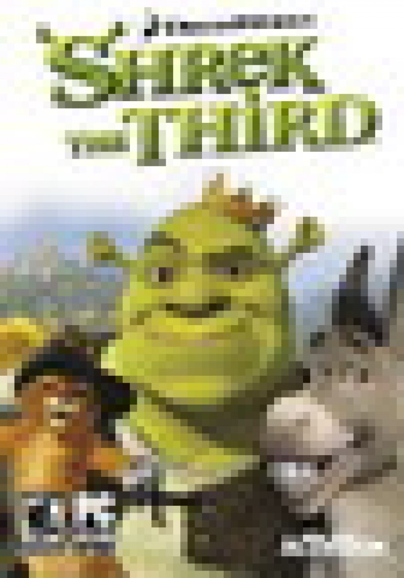 Activision Blizzard PC Shrek The Third