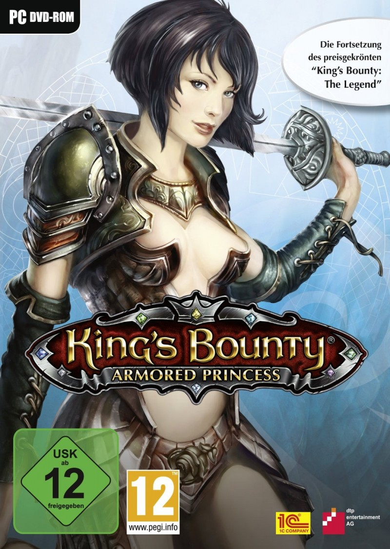 1C Company PC King's Bounty: Armored Princess