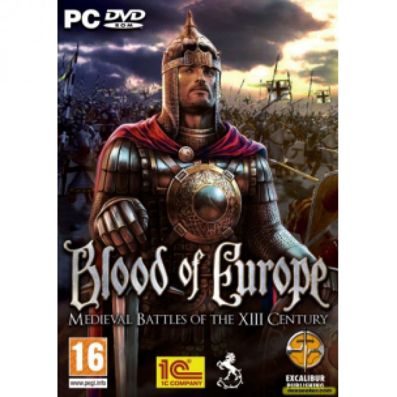 1C Company PC XIII Century: Blood of Europe