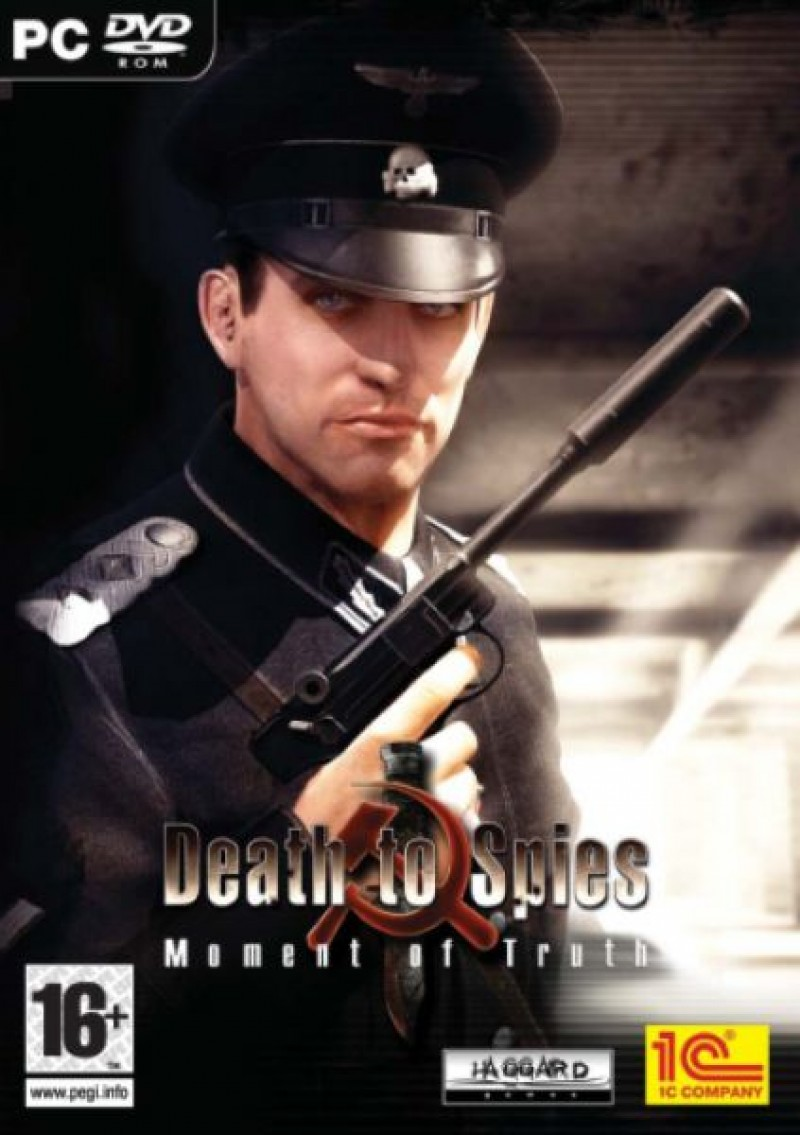 PC Death to Spies: Moment of Truth