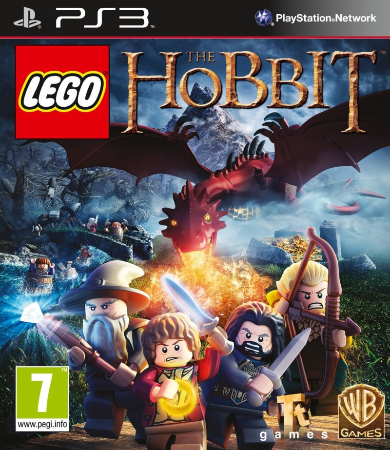PS3 LEGO The Hobbit Essentials