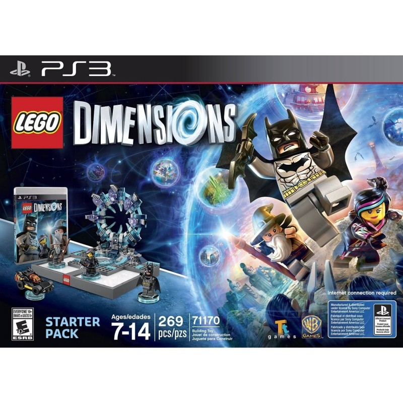 Warner Bros PS3 LEGO Dimensions Starter Pack