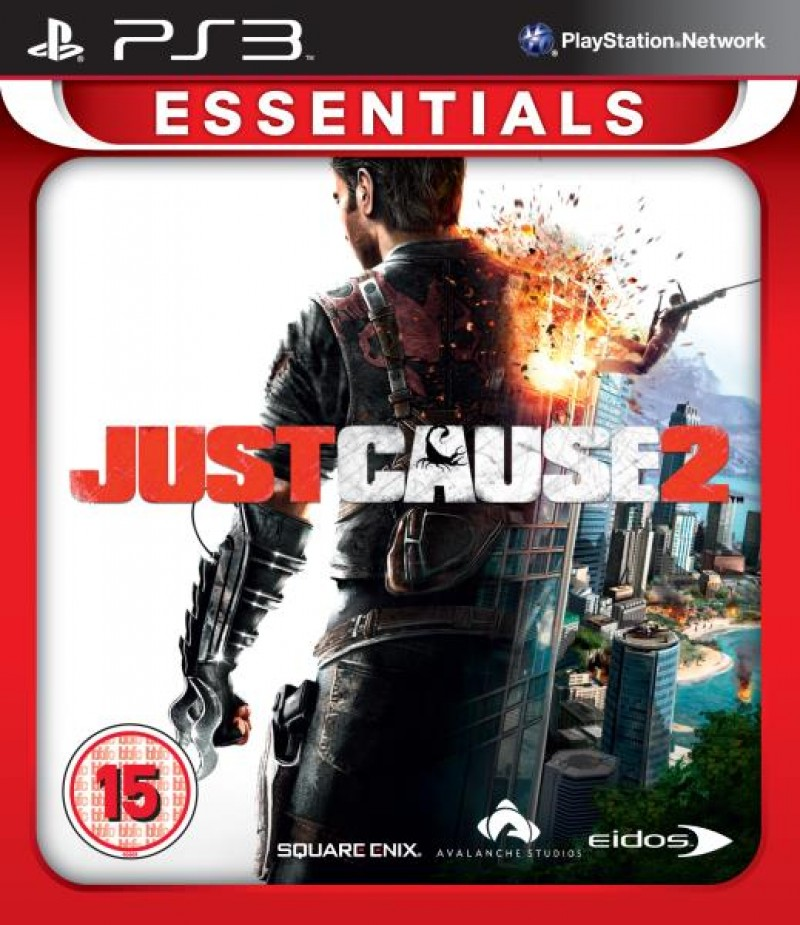 PS3 Just Cause 2 Essentials