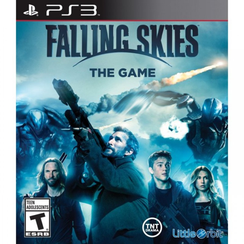 PS3 Falling Skies