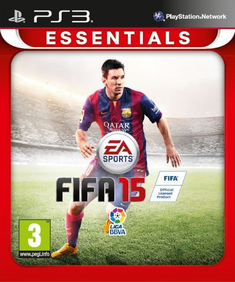 PS3 FIFA 15 Essentials