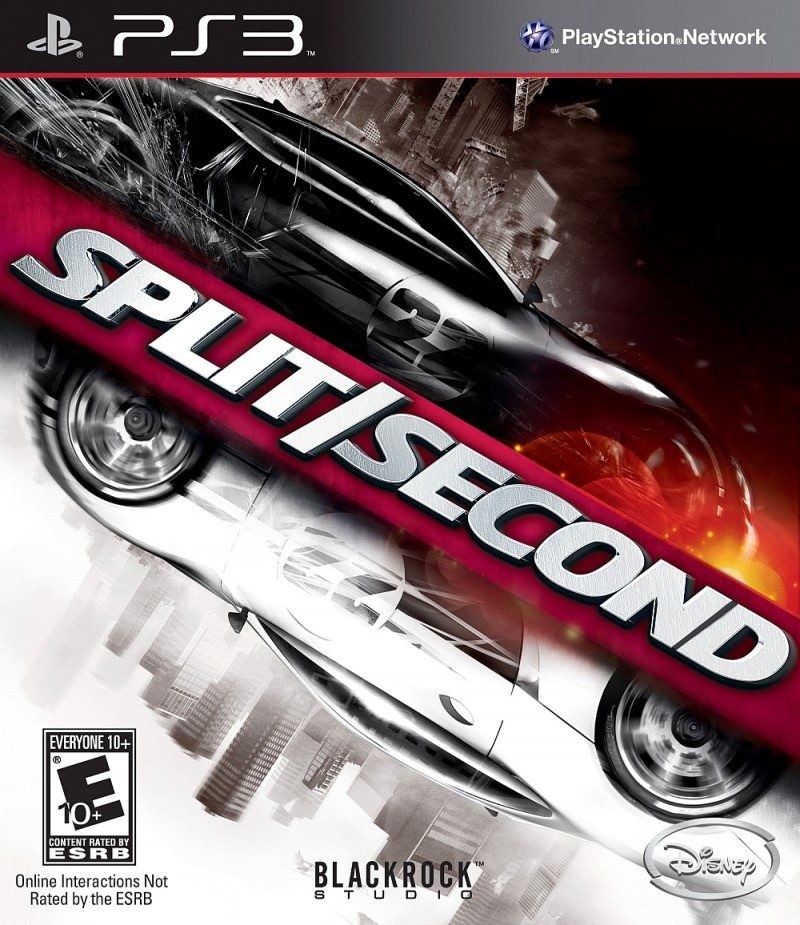 PS3 Split Second Velocity