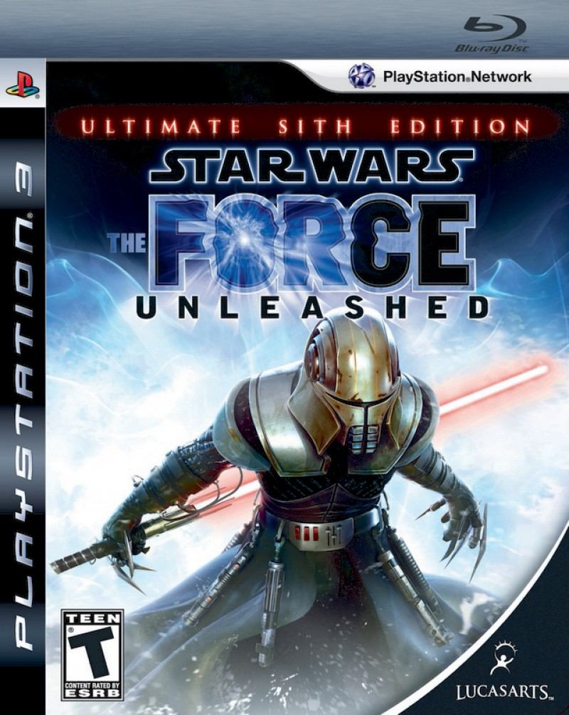 PS3 Star Wars The Force Unleashed - The Ultimate Sith Edition Essentials