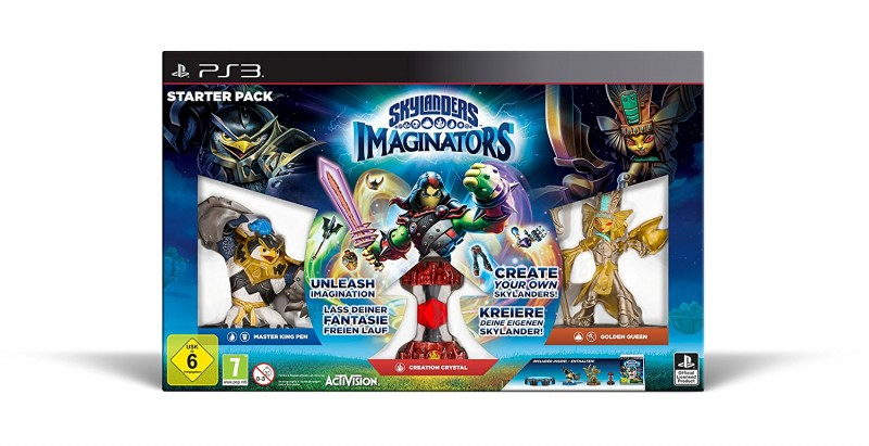 Activision Blizzard PS3 Skylanders Imaginators Starter Pack