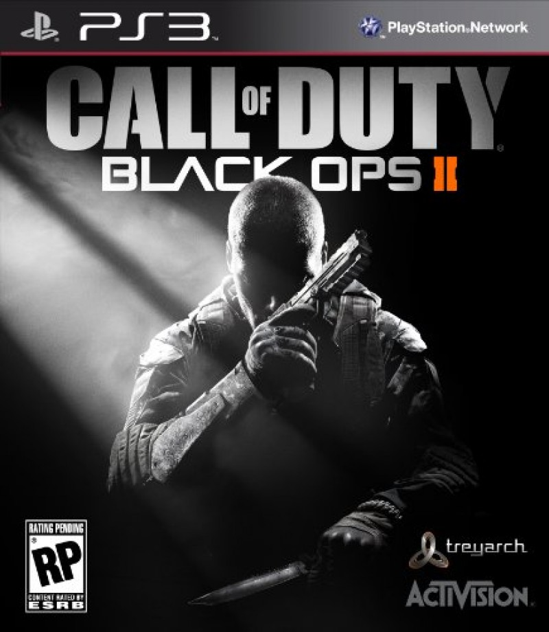 Activision Blizzard PS3 Call of Duty Black Ops 2