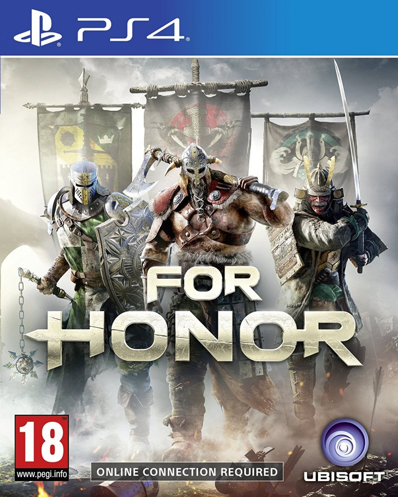 Ubisoft Entertainment PS4 For Honor Standard Edition