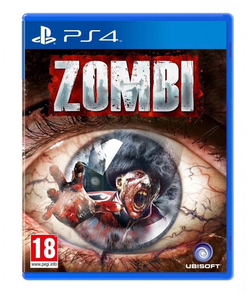 Ubisoft Entertainment PS4 Zombi