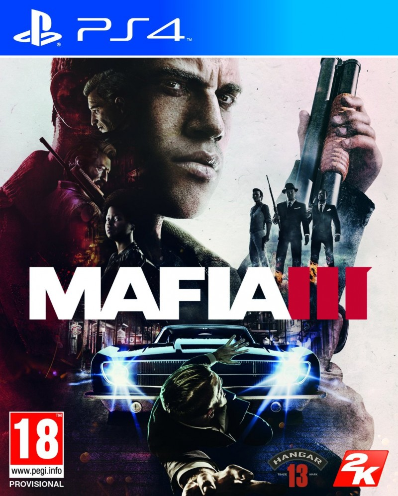 Take2 PS4 Mafia 3