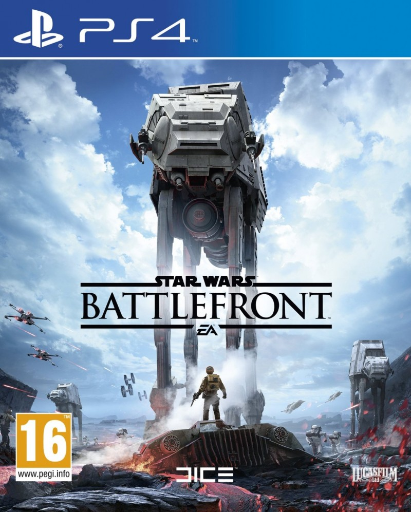 PS4 Star Wars Battlefront 2015