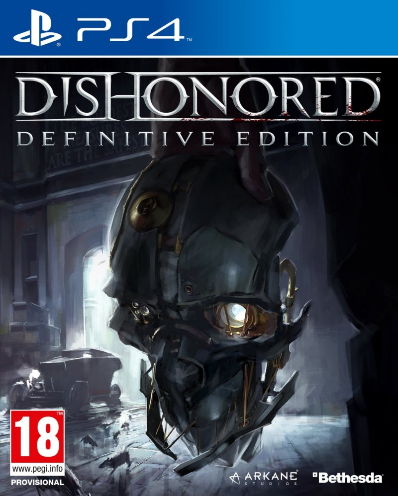 PS4 Dishonored: Definitive Edition GOTY HD