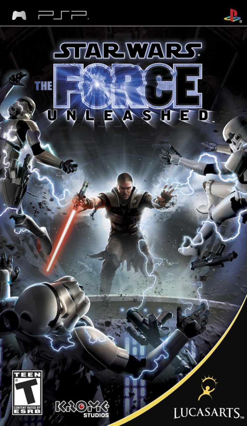 PSP Force Unleashed Essentials
