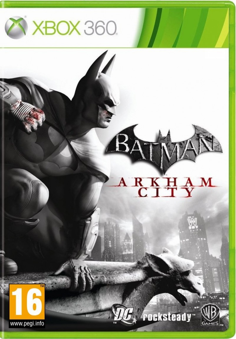 XBOX360 Batman Arkham City
