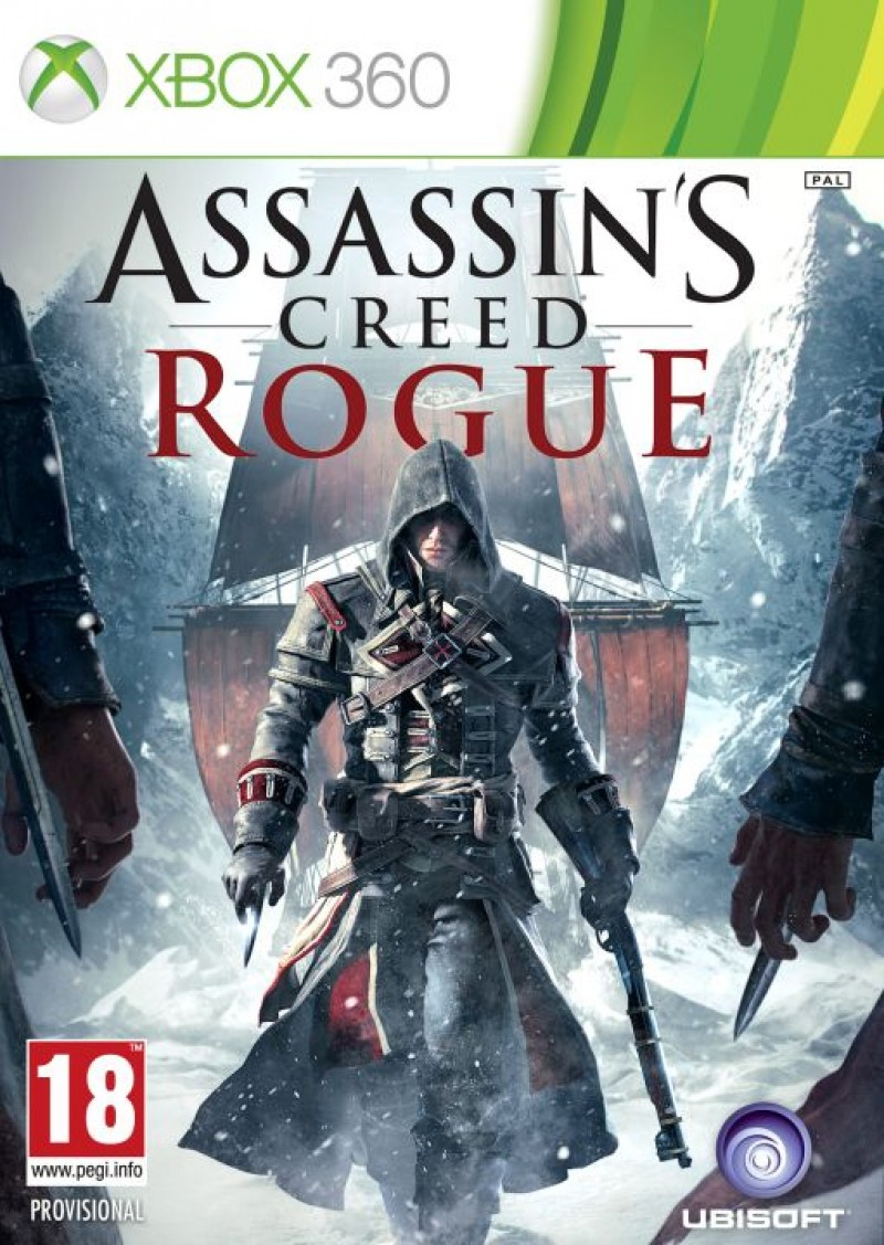 XBOX360 Assassin's Creed Rogue