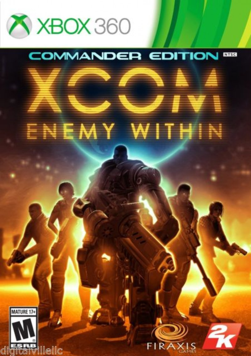 XBOX360 XCOM Enemy Within