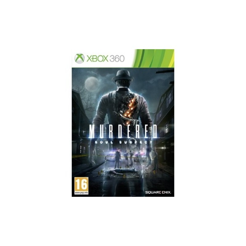 XBOX360 Murdered: Soul Suspect