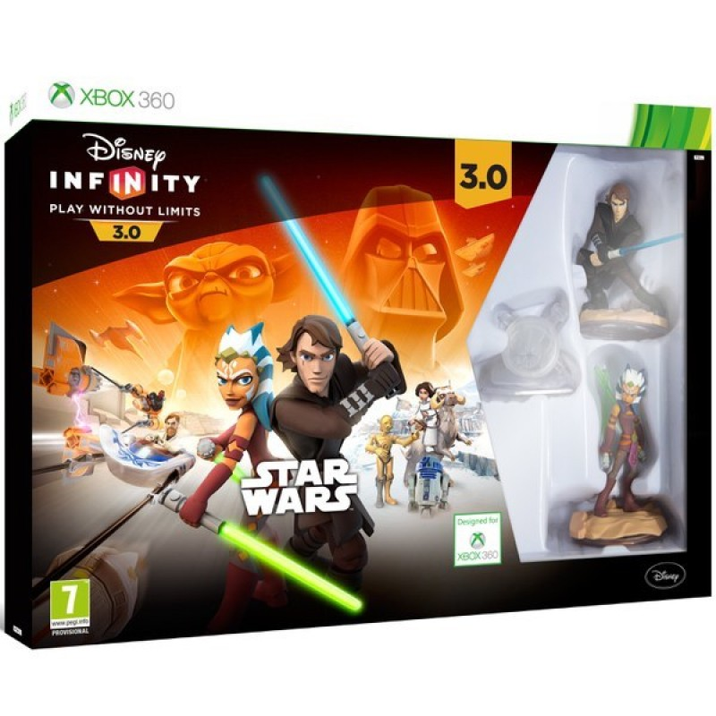 Disney Interactive XBOX360 Infinity 3.0 Star Wars Starter Pack