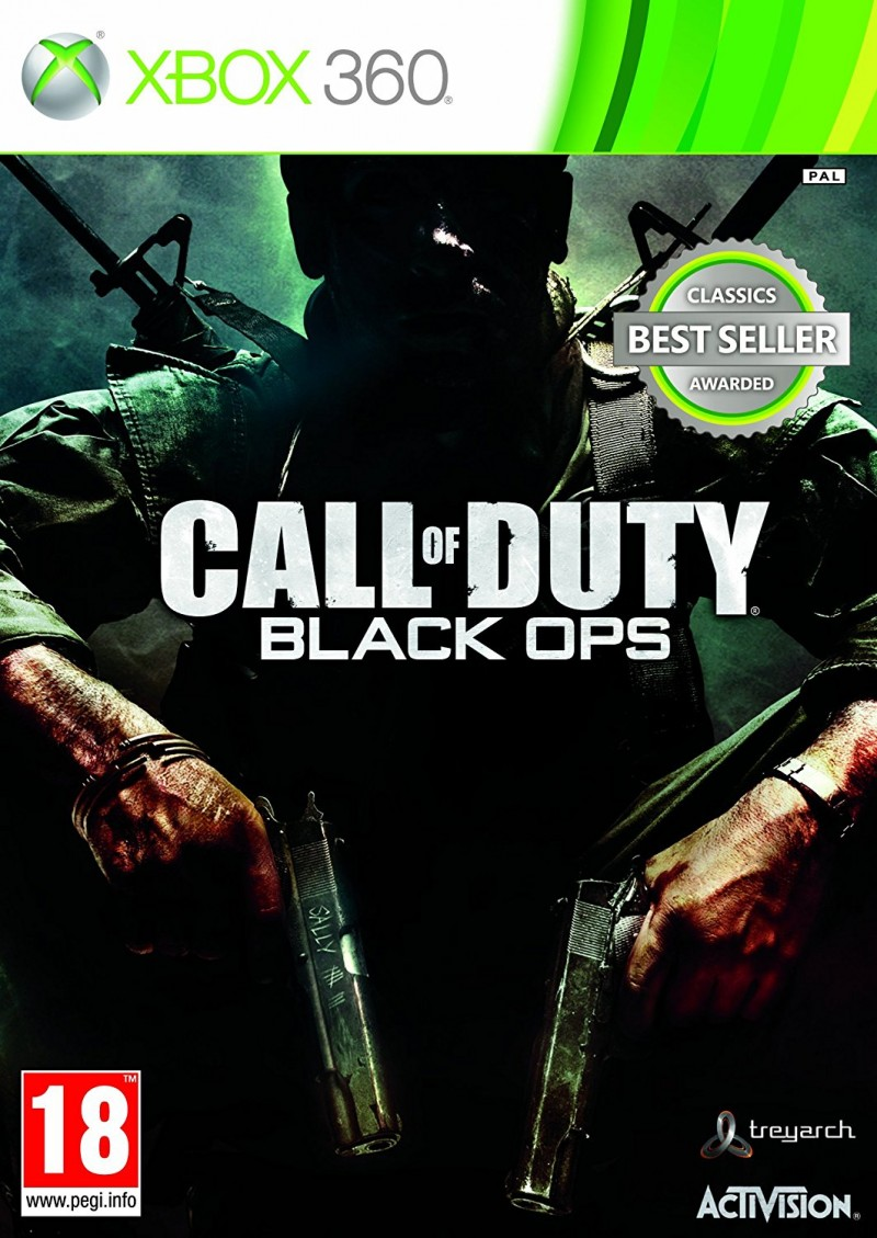 XBOX360 Call of Duty Black Ops 2 Classic