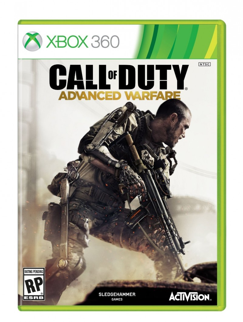 XBOX360 Call of Duty Advanced Warfare