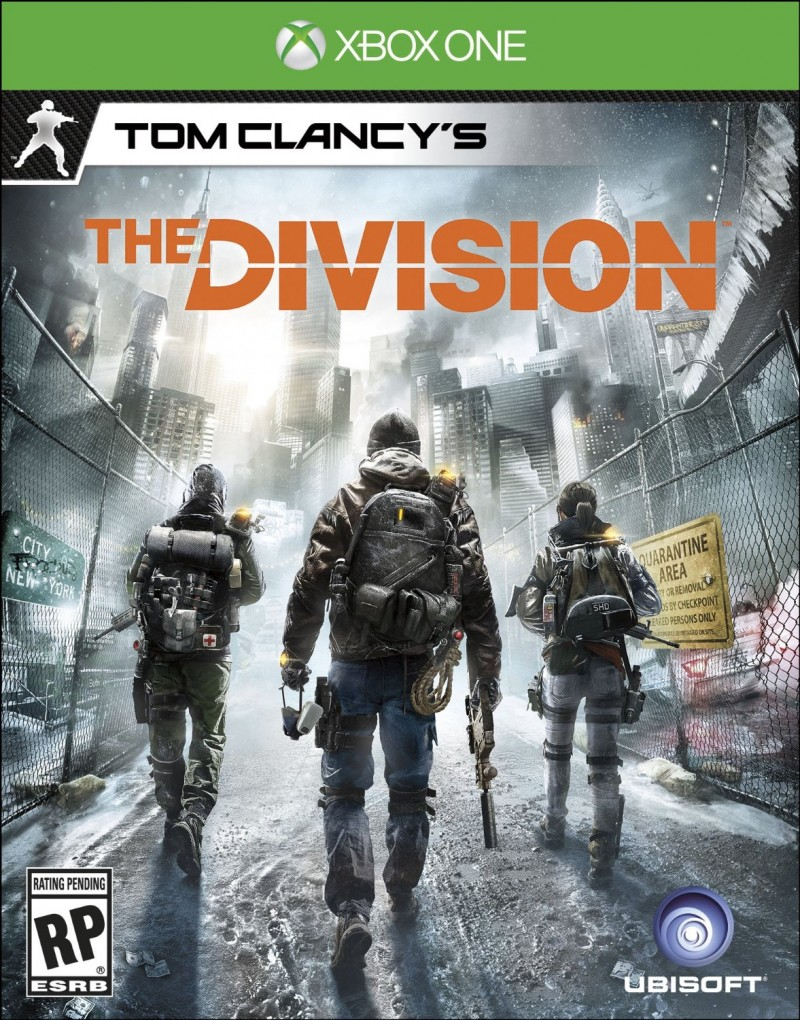Ubisoft Entertainment XBOXONE Tom Clancy's The Division