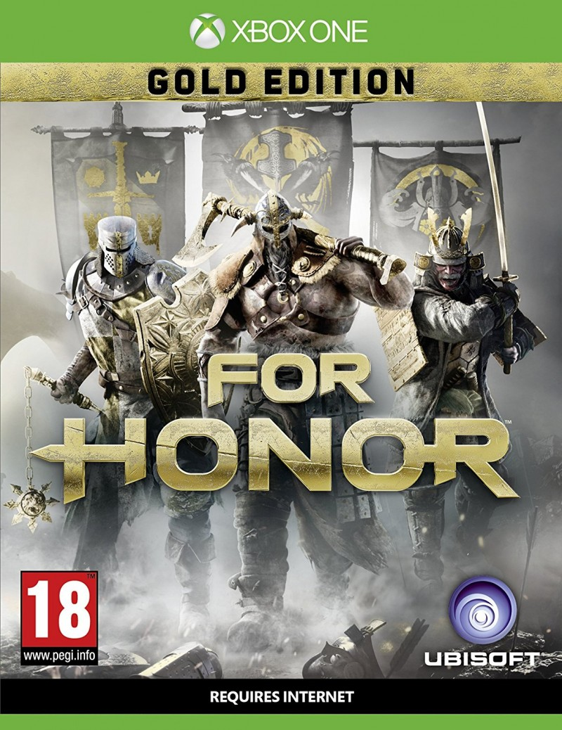 XBOXONE For Honor Gold Edition