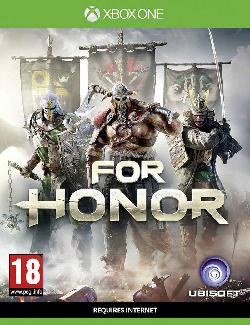 Ubisoft Entertainment XBOXONE For Honor Standard Edition