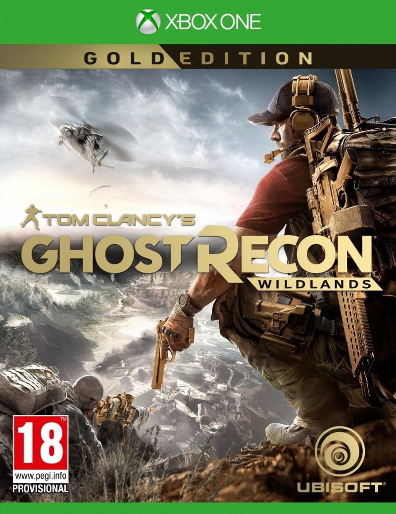 Ubisoft Entertainment XBOXONE Ghost Recon Wildlands Gold Edition